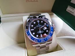 rolex black friday sale rolex gmt master ii blue black batman