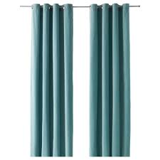 living room interior living room one pair silky blue curtain