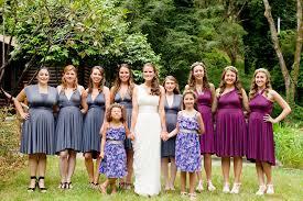 convertible bridesmaid dresses convertible bridesmaid dress b52 two