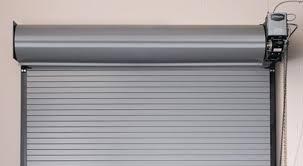 Preferidos Porta de Enrolar Automática de Alumínio Paraventi - Portas de Aço  #ET69