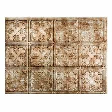 thermoplastic panels kitchen backsplash fasade backsplash traditional 10 in bermuda bronze