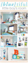 blue tiful houndstooth stenciled little boys room stencil stories