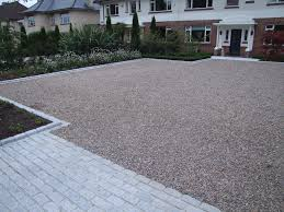 image result for contemporary gravel driveways driveway