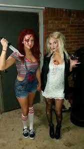 Halloween Costumes Bride Groom Bride Bride Chucky Halloween Fun Chucky