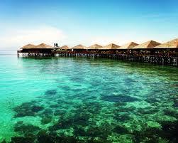 featured resort of the month sipadan water village resort mabul