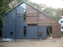 modern barn home modern barn home nearing completion livemodern your best modern home