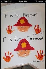 fireman 2013 2014 preschool activities