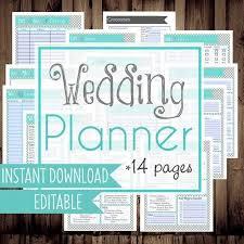 wedding organizer binder wedding planning binder printables the best letter sle