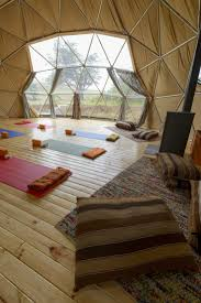 250 best domos mejores images on pinterest dome house geodesic ecocamp s yoga dome in patagonia