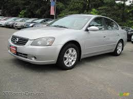 nissan altima 2005 colors 2005 nissan altima 2 5 s in sheer silver metallic 239136