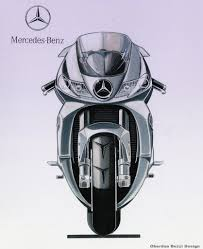 mercedes motorcycle motosketches u0027 auto inspired two wheeled designs autoblog