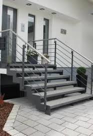 stahl treppe treppe für draussen haus draußen treppe und