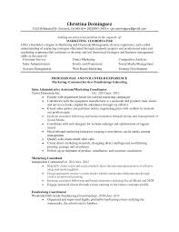 Coordinator Resume Examples by Marketing Coordinator Resume