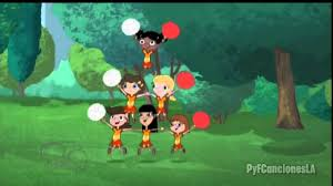 phineas and ferb songs pyramid sports youtube