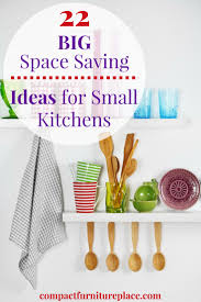 small kitchen space ideas 22 incredibly smart kitchen space savers for small kitchens