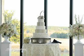 black and white bella collina wedding a chair affair inc