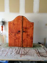 timbo u0027s creations dartboard cabinet stand