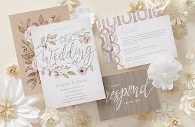 where to get wedding invitations shop wedding invitations