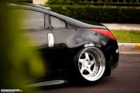 nissan 350z nismo wheels tenacious z luis u0027 low nissan 350z stancenation form