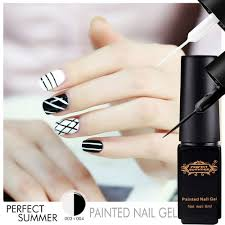 aliexpress com buy perfect summer uv nail gel polish painted