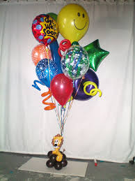 balloon bouquet delivery chicago balloon deliveries party favors ideas