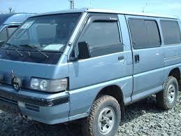 1992 mitsubishi l300 pictures 2 4l gasoline manual for sale