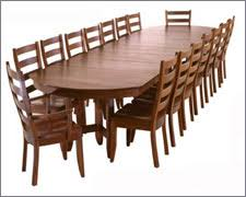 seattle borkholder amish dining tables in stock or custom don
