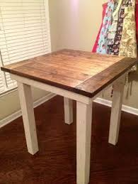 Build Your Own Kitchen Table by Bar Height Table With Stools Do It Yourself Home Projects From