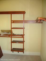 closet how to build closet shelves for bedroom storage design