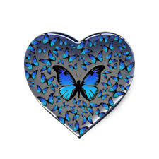 butterfly gifts heart butterfly gifts on zazzle