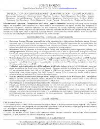 Warehouse Distribution Resume Resume Examples For Warehouse Resume Example And Free Resume Maker