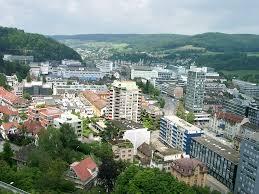 Stadt Baden Baden Baden Tourist Sights On The Map