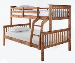 Kids Triple Sleeper Beds Childrens Room - Triple trio bunk bed
