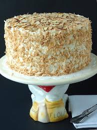 Coconut Cake Recipe Coconut Almond Cream Cake Recipe Blahnik Baker