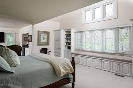 Traditional Master Bedroom Ideas - traditional master bedroom with carpet u0026 window seat in louisville