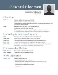Student Resume Template Microsoft Word Resume Template Free Word Resume Template And Professional Resume