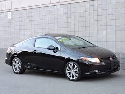 2008 honda civic coupe manual used 2012 honda civic si at saugus auto mall