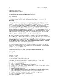 brilliant ideas of permanent resident application cover letter