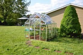 Palram Polycarbonate Greenhouse Palram Snap U0026 Grow 8 Ft W X 8 Ft D Greenhouse U0026 Reviews Wayfair
