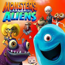 monsters aliens monsters aliens games u0026 videos