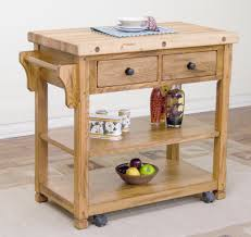 butcher block table on wheels home design ideas and inspiration