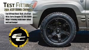 2004 jeep grand cherokee wheels test fitting 2004 jeep grand cherokee w 18