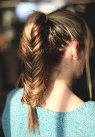 cool hairstyles in a ponytail fade haircut