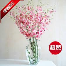 decoration flowers online shop hot selling hot selling quality silk flower decoration