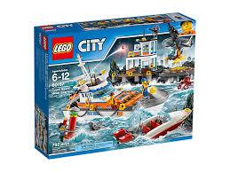 Lego Headquarters Coast Guard Head Quarters 60167 City Lego Shop