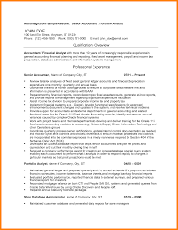 Tax Accountant Resume Sample by 5 Resume Tax Accountant Resume Pictures