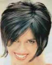 curly layered bob double chin flattering hairstyles for double chin s haircuts round faces