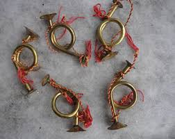 brass ornaments etsy