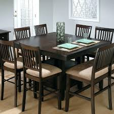 High Top Dining Room Table Dining Tables Glass Dining Table Round Small Kitchen Tables High