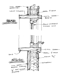 Window Framing Diagram by Build Wood Window Casement Google Search Woodworking Windows